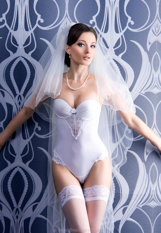 сексуальная невеста нижнее белье