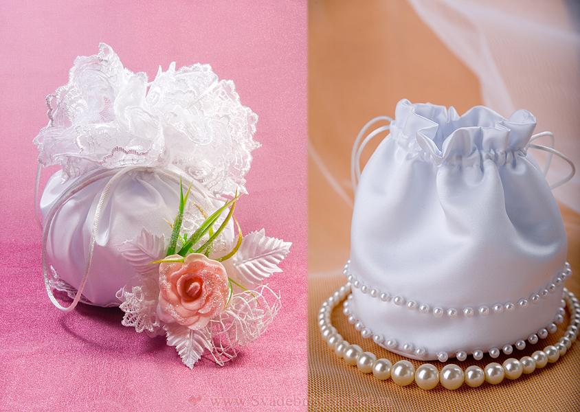 Верная спутница. О сумочке невесты и ее содержимом.