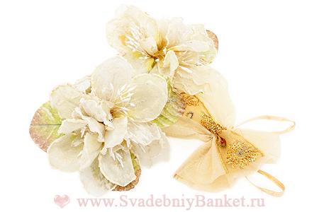 Свадебные подарки гостям своими руками
