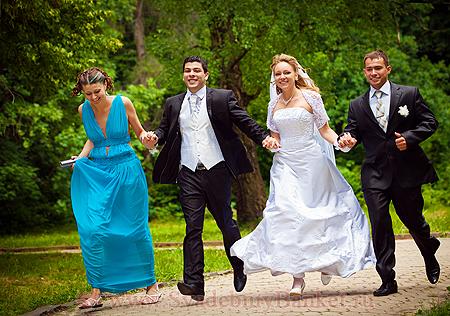 Сколько можно раз быть свидетелем на свадьбе