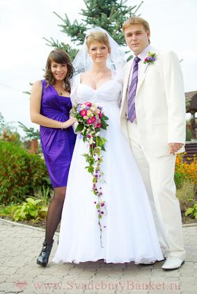 Что делают сваты на свадьбе со стороны невесты