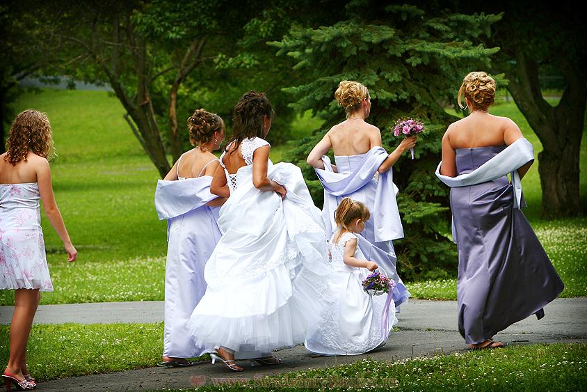 Свадебные роли