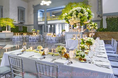 Картинки оформление зала на свадьбу