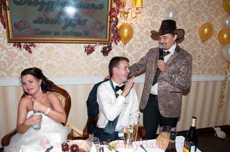 игра знакомство за столом на свадьбе