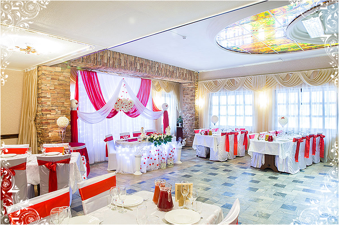 Банкетный зал на свадьбу в ювао