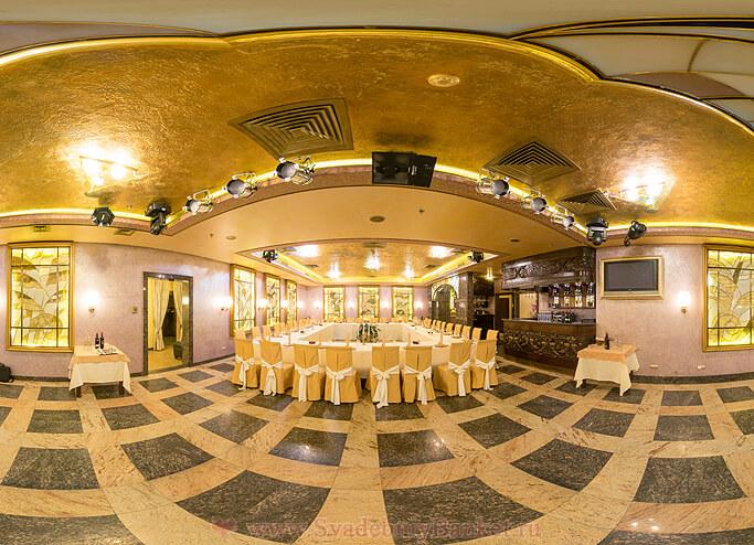 Зал Виноград ресторана Ноев ковчег