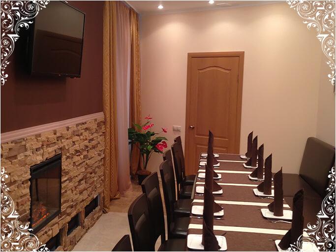 Малая VIP-комната кафе Сити