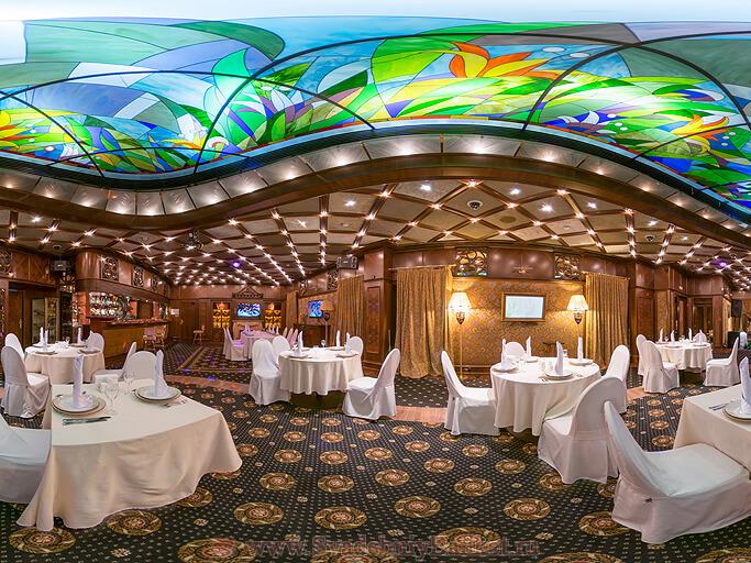 Ресторан IL Gusto (Иль Густо) банкетного комплекса Empress Hall