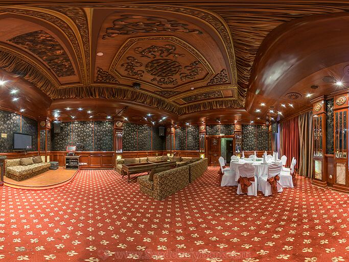 Зал №1 VIP Empress Hall