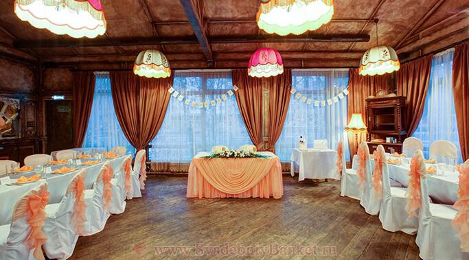 Основной зал ресторана Ипполит Матвеевич