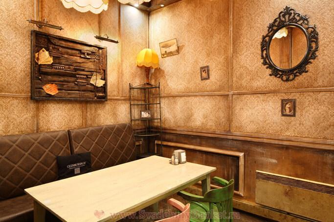 2 VIP зал ресторана Ипполит Матвеевич