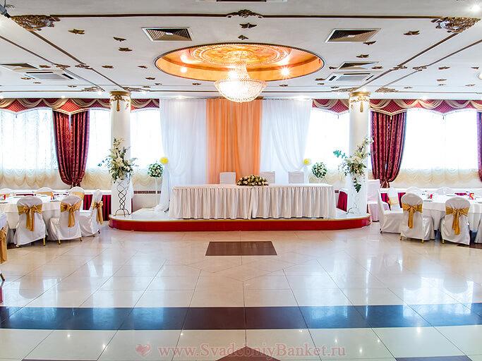 Зал VIP-5 ресторана Муган