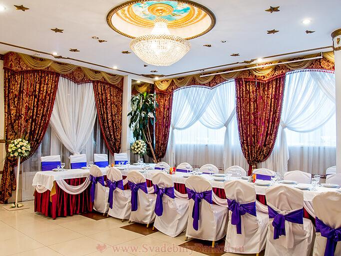 Зал VIP-6 ресторана Муган