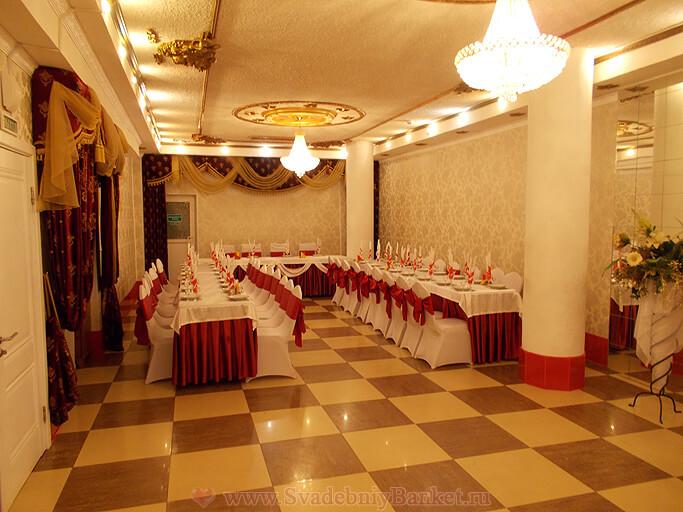 Зал VIP-3 ресторана Муган
