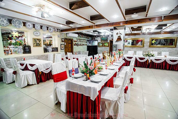 Зал VIP-1 ресторана Муган