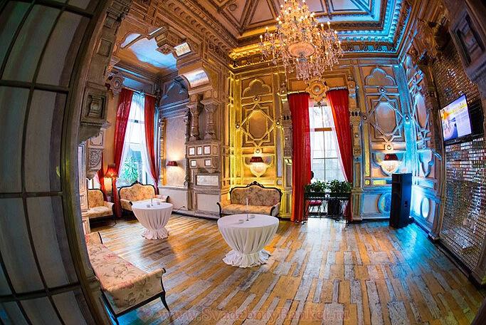 Чайная комната ресторана Паризьен