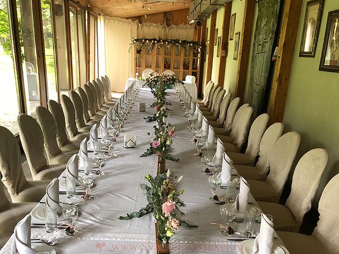 Зимний сад ресторана Твин Пигз