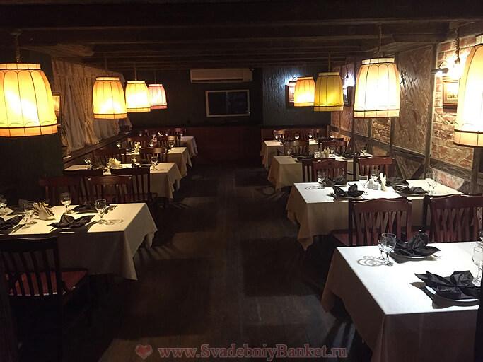 Караоке зал ресторана БирШтрассе