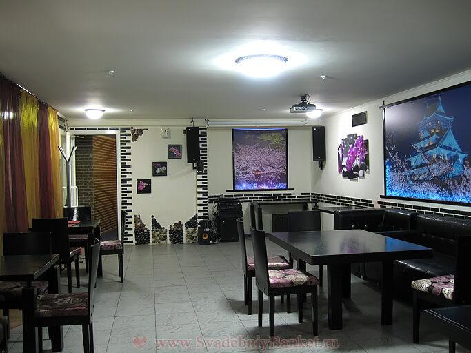 Малый зал клуба Планета Льда