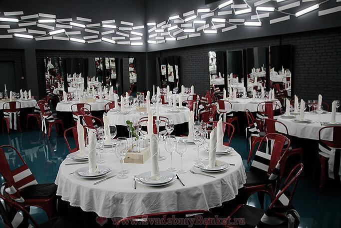 Мультифункциональный актовый зал парк-отеля Белые аллеи