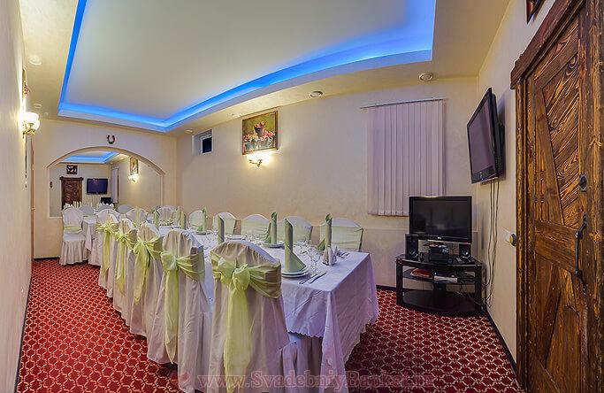 VIP зал ресторана Луснар