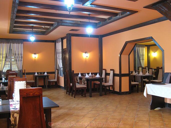 1-ый этаж кафе Янковский