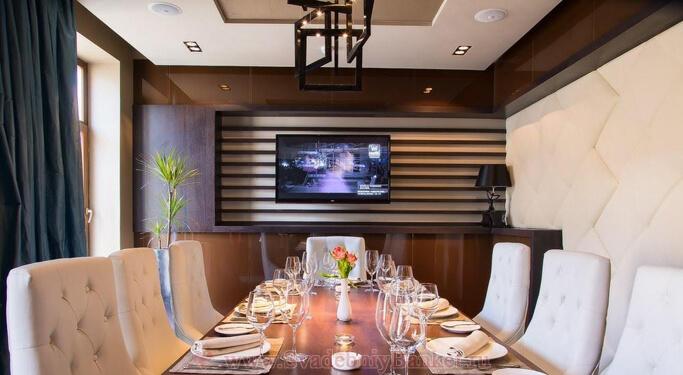 VIP-зал ресторана Светлый