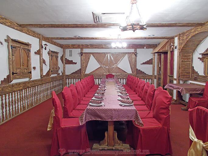 Семейный VIP зал ресторана Тонгал