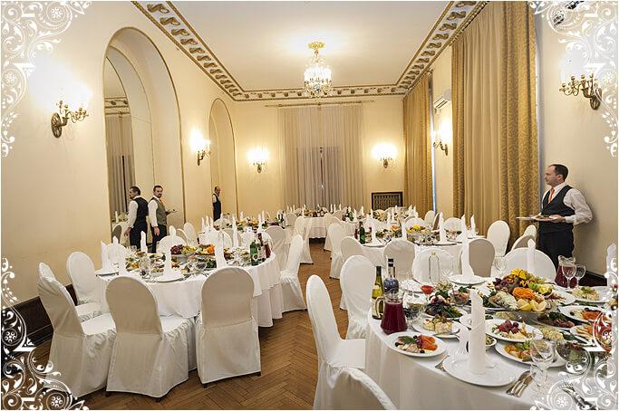 Советский зал ресторана Яръ