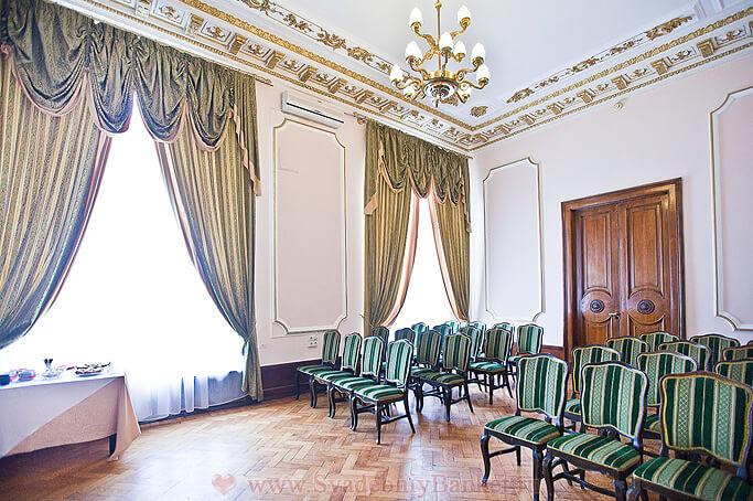 Пушкинский зал ресторана Яръ