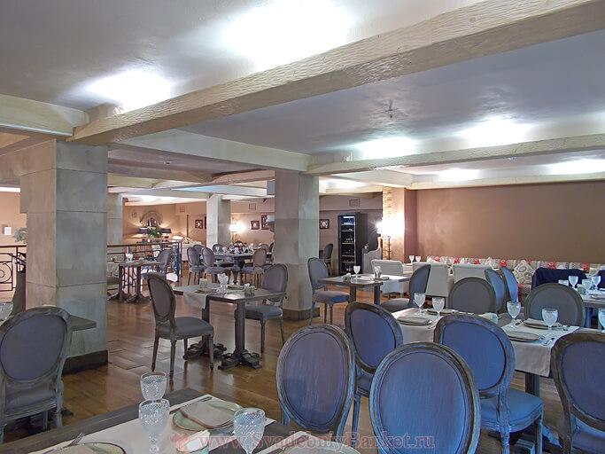 2-ой этаж ресторана Порто