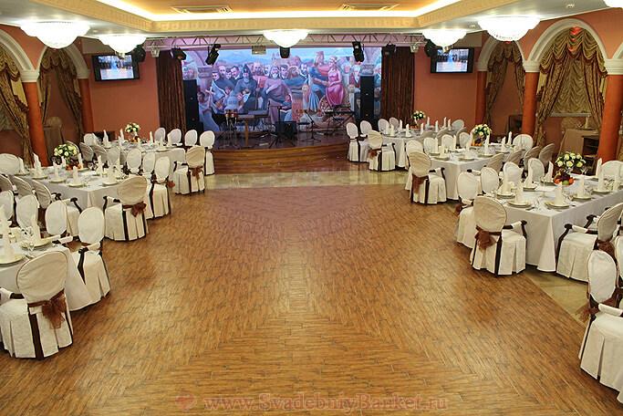 Банкетный зал ресторана Саят-Нова