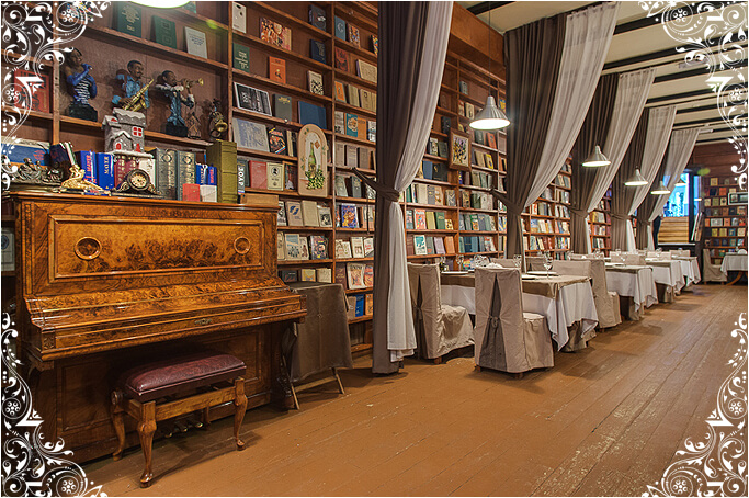 Ресторан клуба LeninGrad