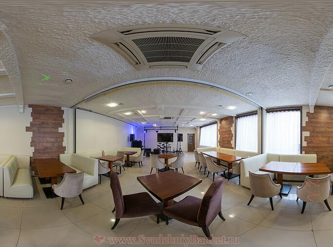 Большой зал Караоке Лофт