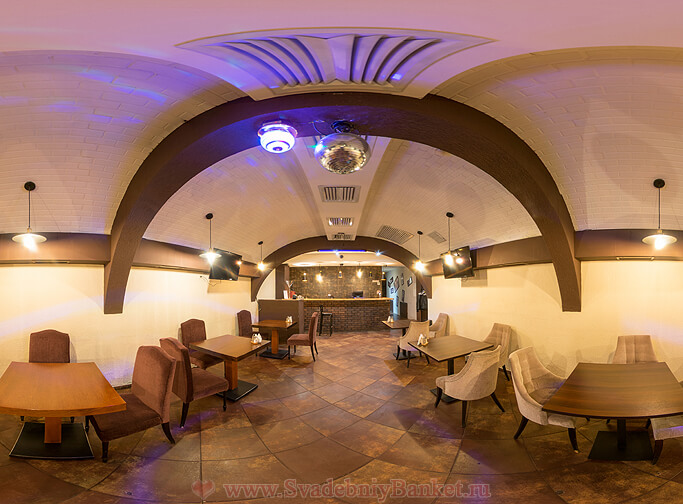 Малый зал Караоке Лофт