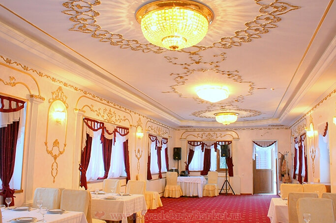 VIP зал ресторана Соколиная охота