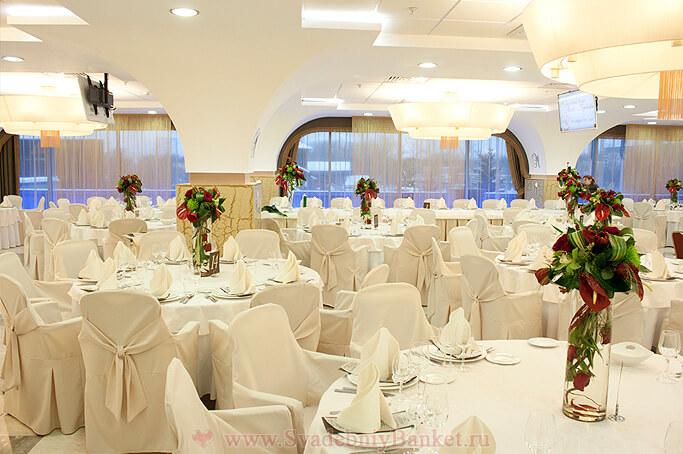 Зал Московский ресторанного комплекса Гамма-Дельта