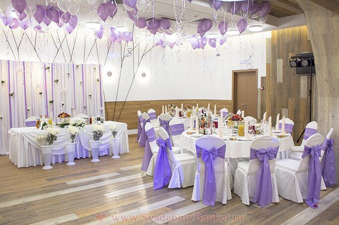 Зал Скандия ресторанного комплекса Гамма-Дельта