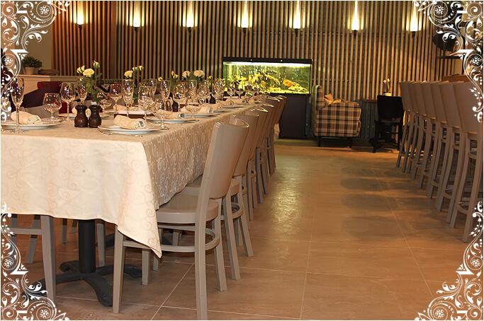Банкетный зал кафе-столовой Фабрика Домашней Еды