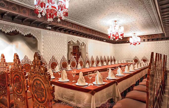 VIP зал ресторана Дамас