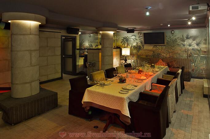 Караоке-зал ресторана Accenti