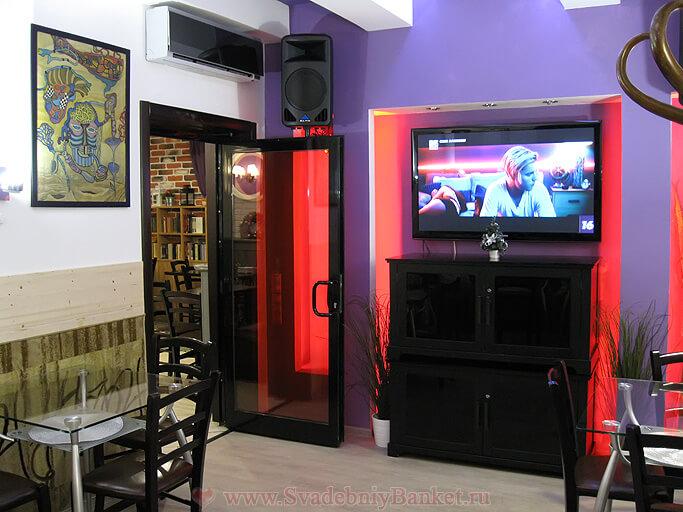 VIP-зал Кафе 01
