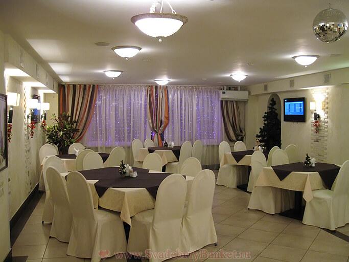 Банкетный зал ресторана Будайский дворик