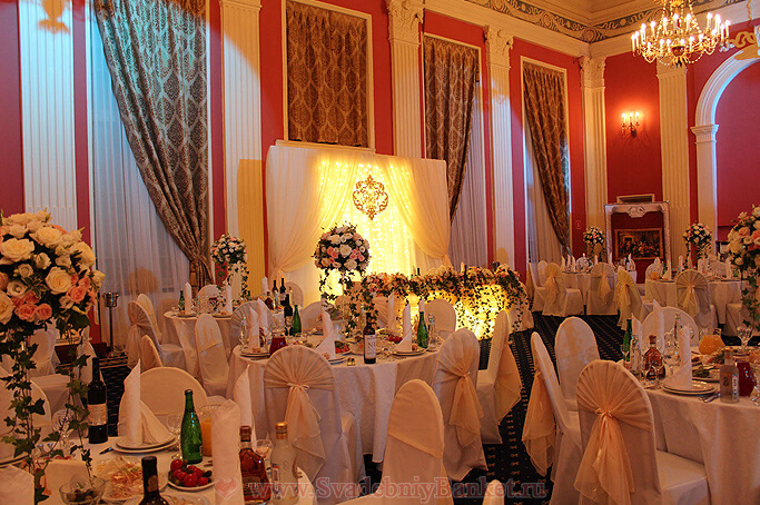 Королевский зал Гранд Холл