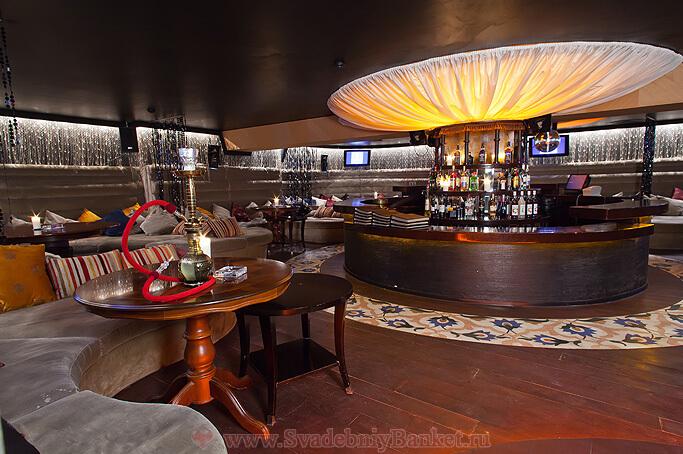 Караоке зал кафе Emporio (Down Hall, нижний зал)