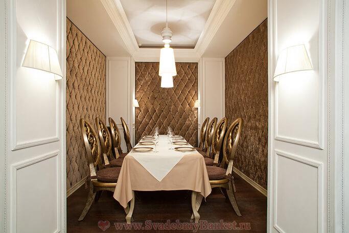 Переговорная комната кафе Emporio